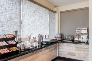 Welcome to Days Inn & Suites Lodi - Breakfast Bar