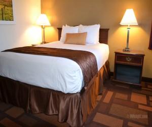 Days Inn & Suites Lodi - 1 Queen Bedroom at Days Inn Lodi