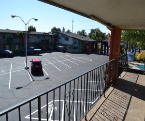 Days Inn & Suites Lodi - View of Parking Lot