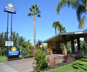 Days Inn & Suites Lodi Exterior - Days Inn & Suites Lodi