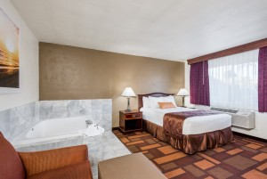 Welcome to Days Inn & Suites Lodi - King Bed