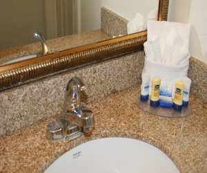 Days Inn & Suites Lodi - Complimentary Toiletries