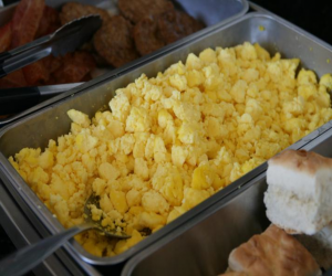 Days Inn & Suites Lodi - Scrambled Eggs